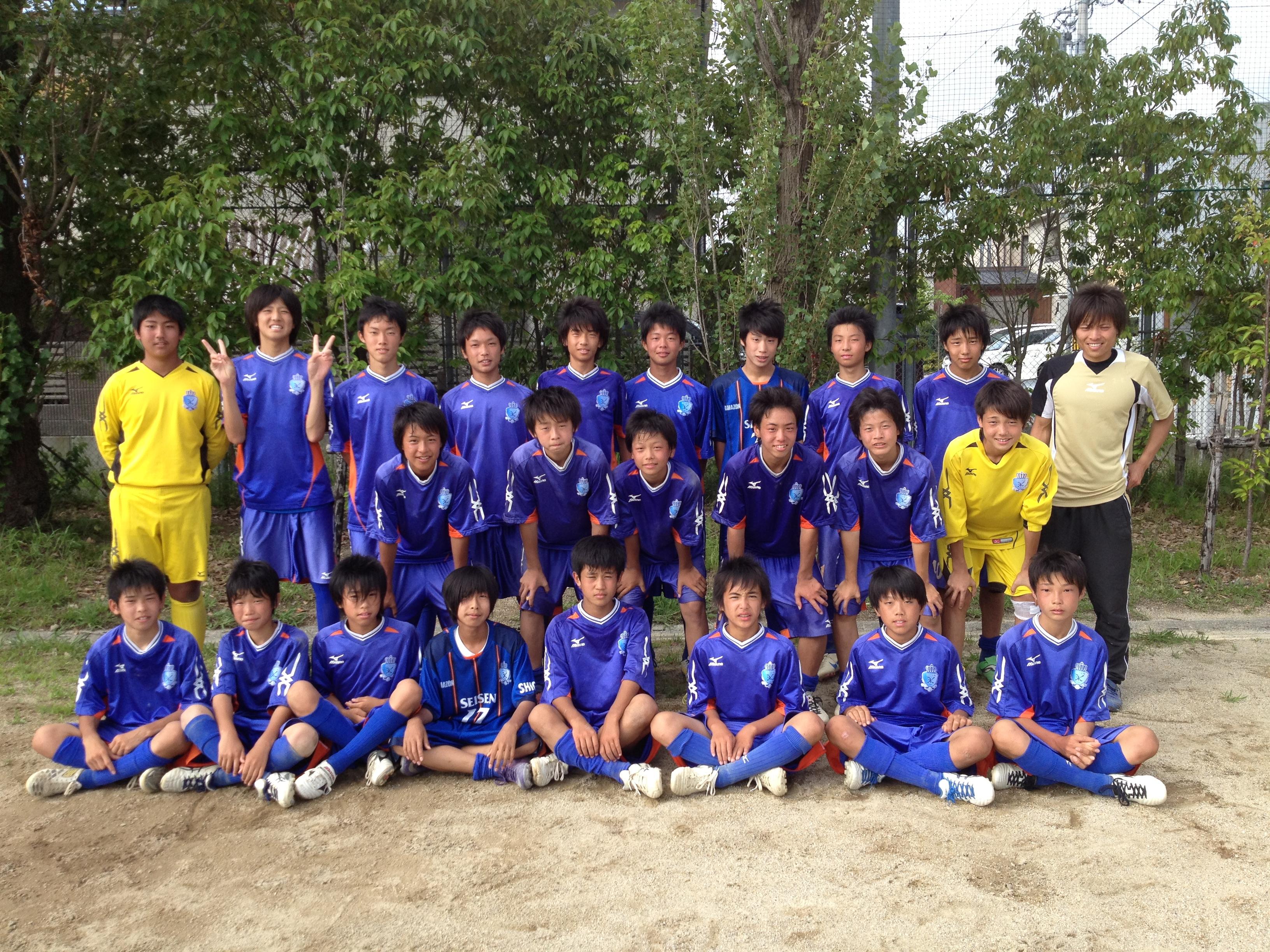 聖泉JFC 3-2 彦根中央中 | 一般...